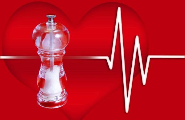 salt causes of high blood pressure