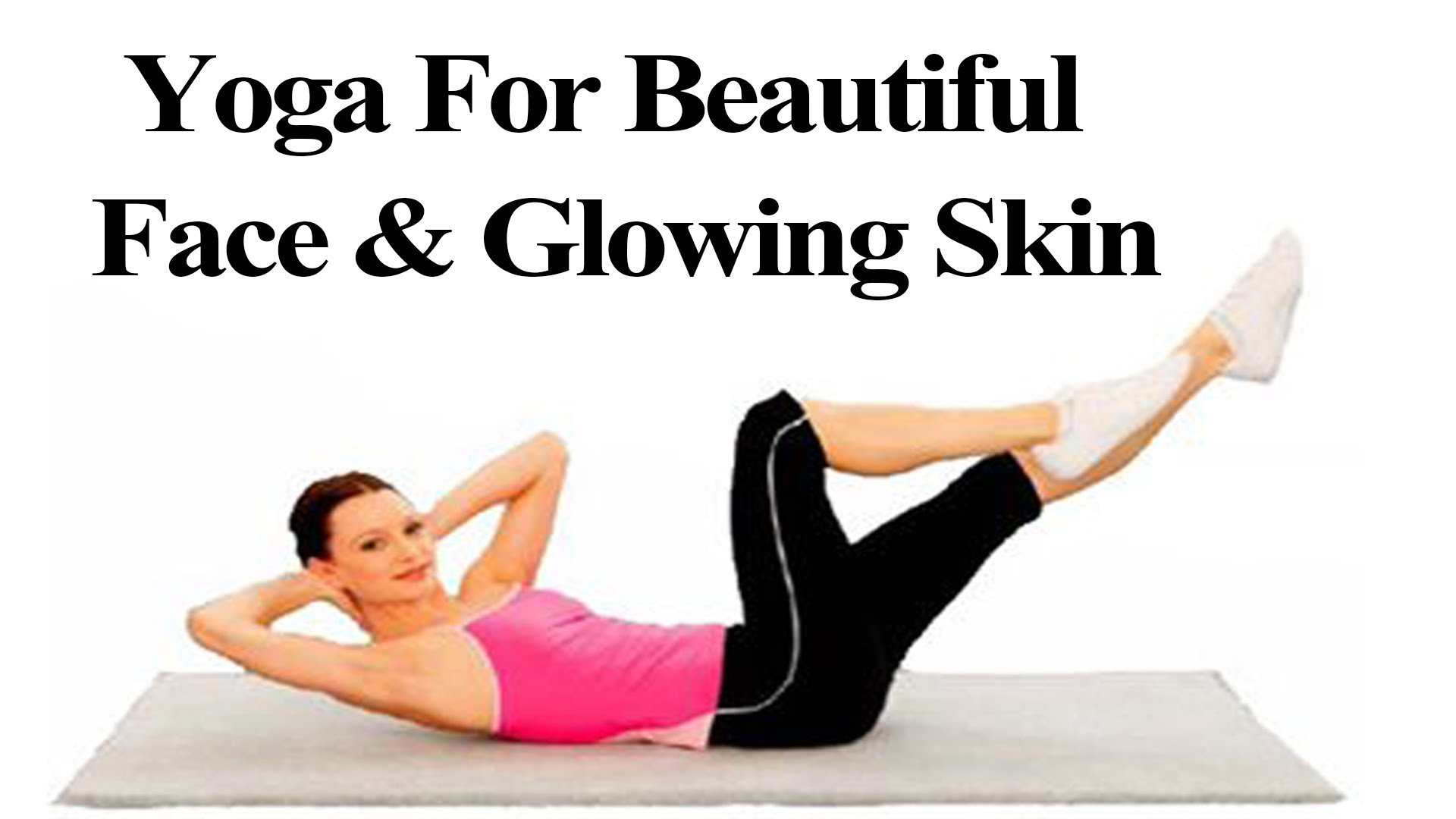 yoga for healthy skin
