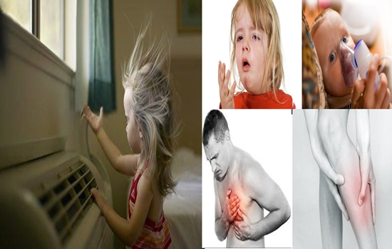 effects of AC on health