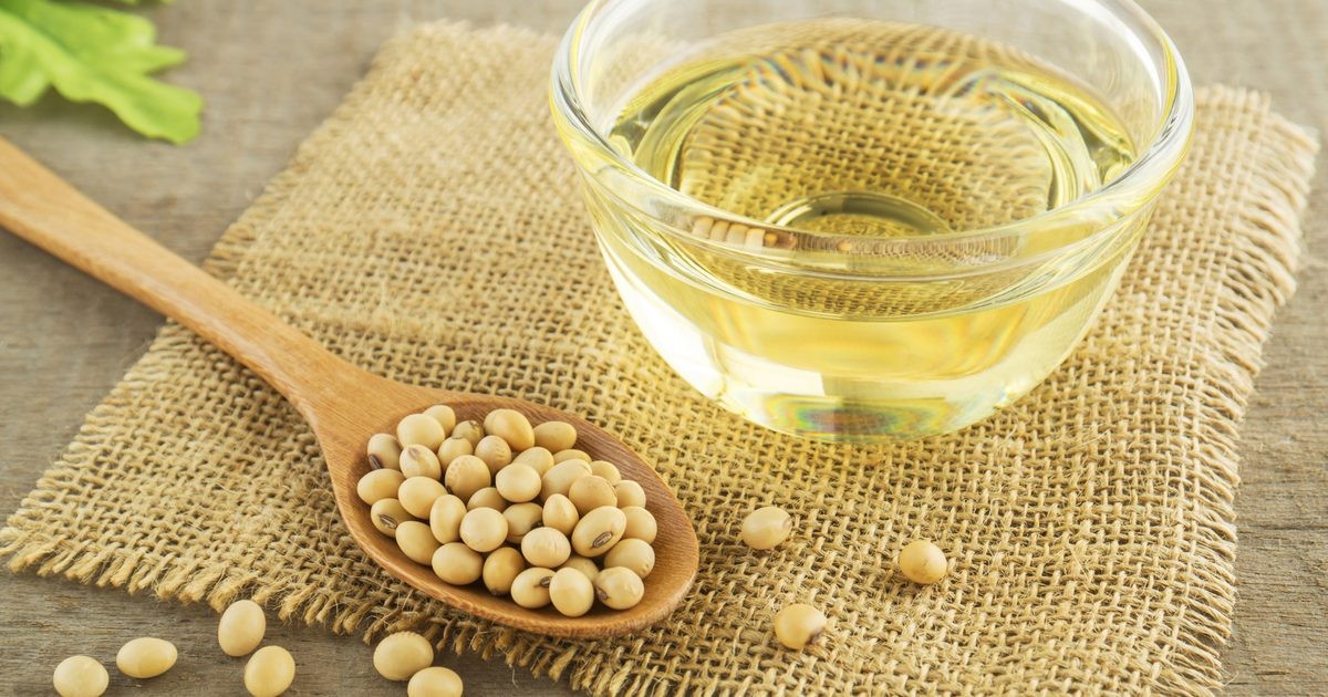 Amazing Health Benefits of Soybean Oil