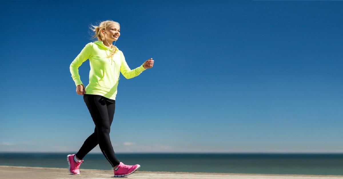 How important is Brisk walking?