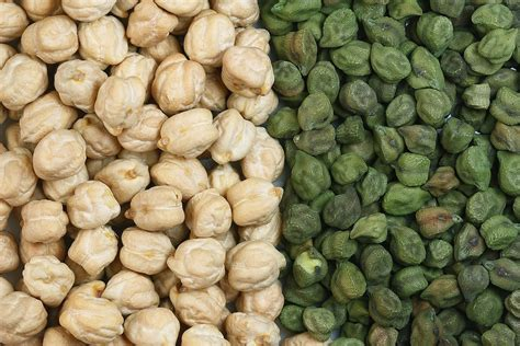 Health Benefits of Chickpeas Brown