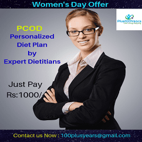 Women's Day Offer Personalized PCOD Diet Plan