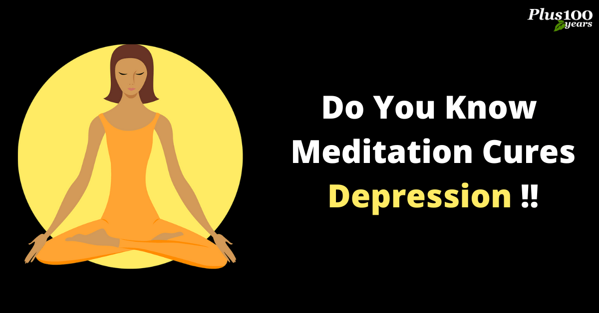 How does Meditation Cure Depression?