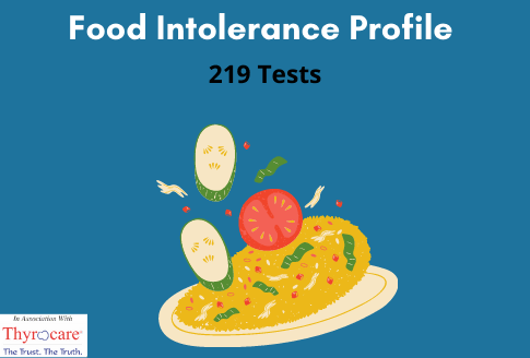 FOOD INTOLERANCE PROFILE PHY