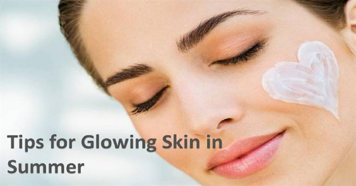 Top 3 Home Remedies for Glowing Skin in Summer