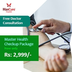 Master Health Checkup Package