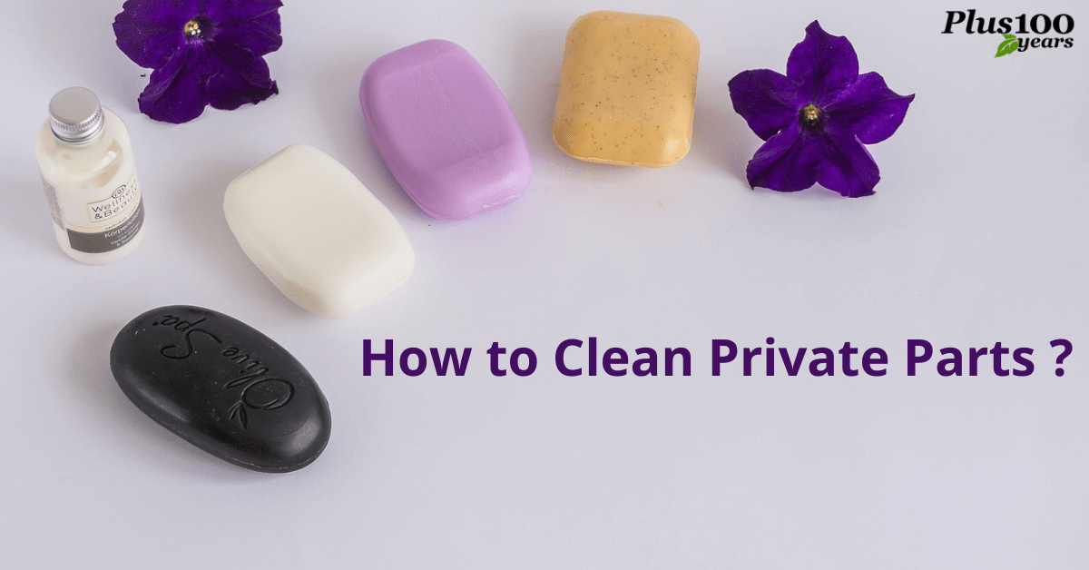 How to Keep Private Parts Clean