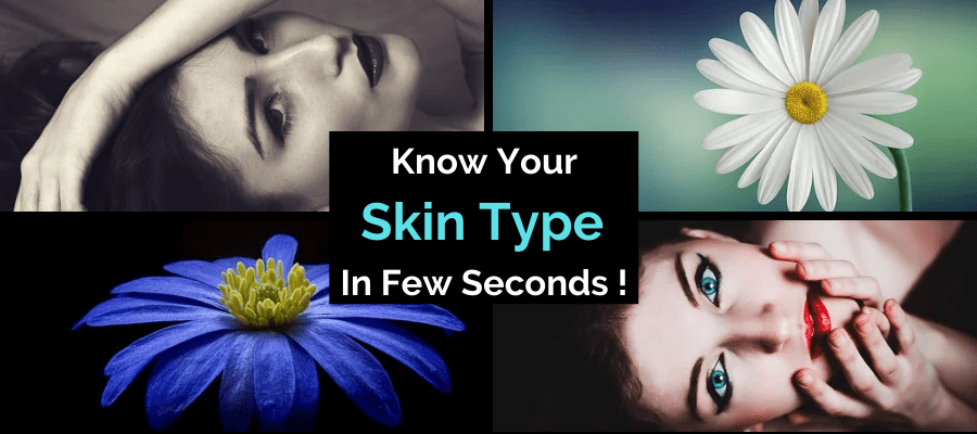 Know Your Skin Type in 6 seconds