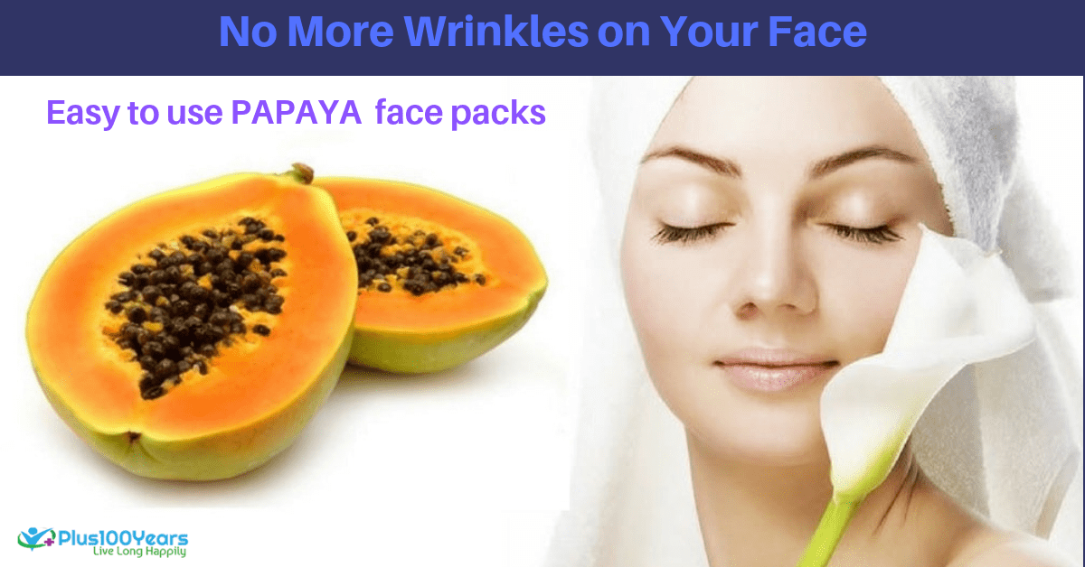 No More Wrinkles on Your Skin Just Apply This Papaya Face Pack for 20 Minutes