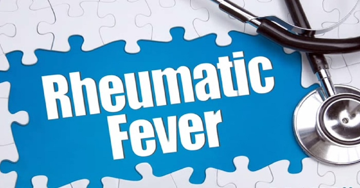 Rheumatic Fever Treatment,Causes,Symptoms,Effects