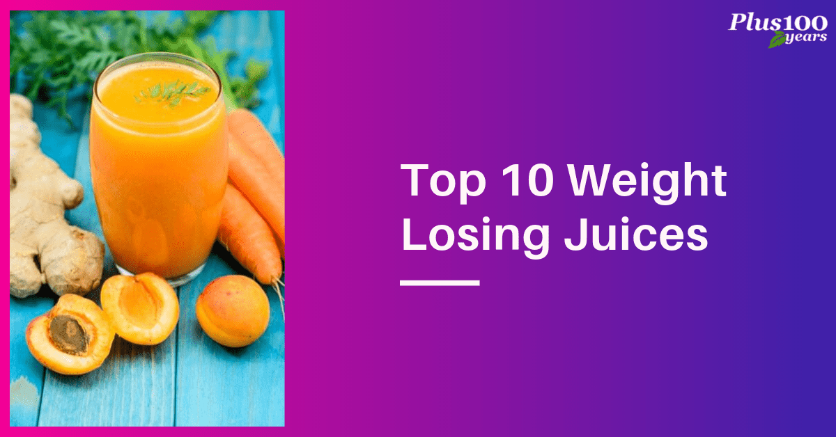 Juices Are Very Effective To Lose Weight Quickly –Try These Top 10 Weight Losing Juices