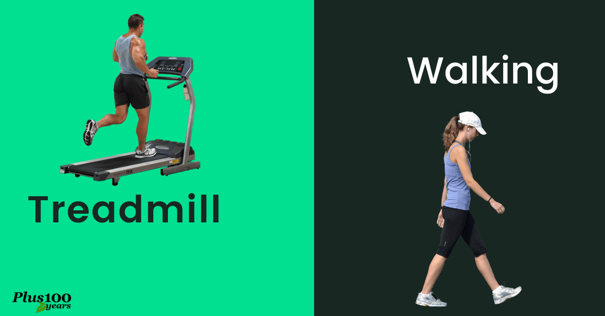 Walking vs treadmill which one is good?