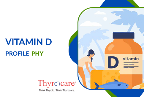 VITAMIN D PROFILE PHY