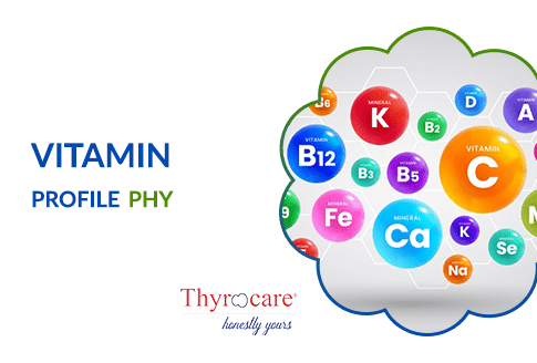VITAMIN PROFILE PHY