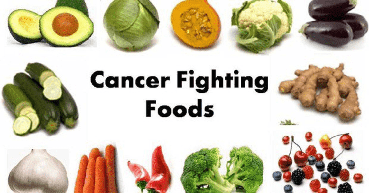 How to Beat Cancer with Diet?