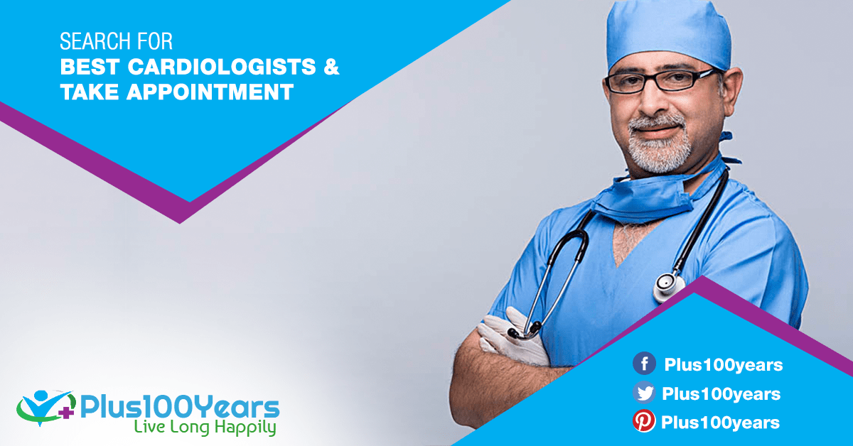 Best Cardiac Surgeon In Hyderabad Book Appointment Instantly Plus100years
