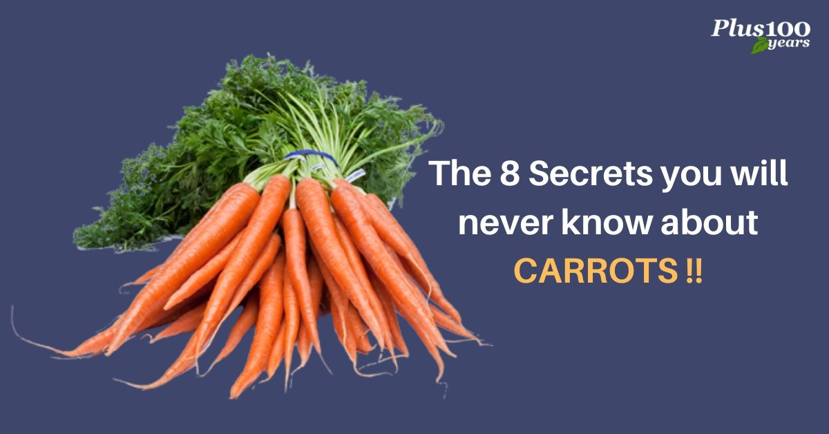The 8 Secrets You Will Never Know About Carrots