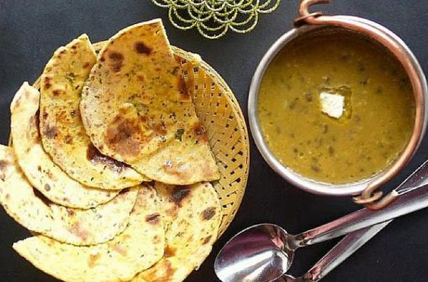 How to Make Dal Paratha Recipe