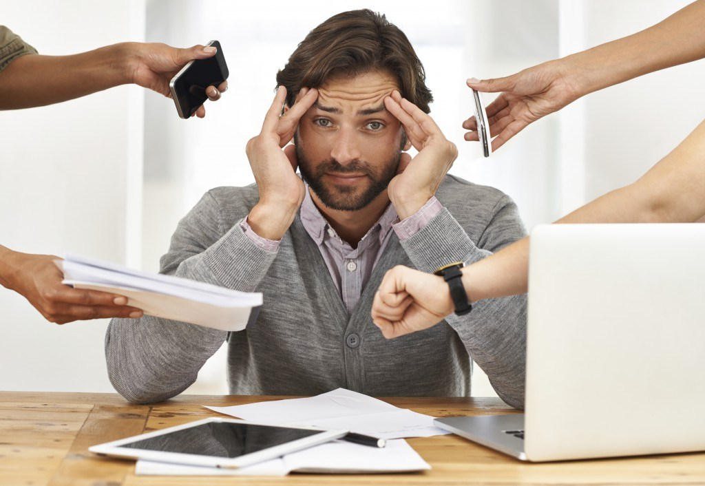 Health Tips For Managing Stress in The Workplace