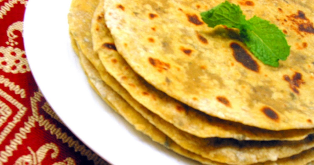 METHI PARATHA - Delicious food for the paratha lovers!