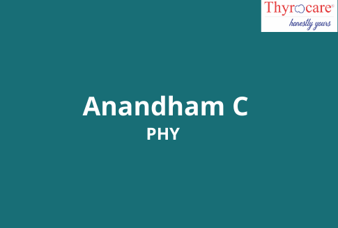 ANANDHAM C PHY